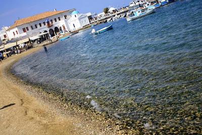 Mykonos in the Greek Islands