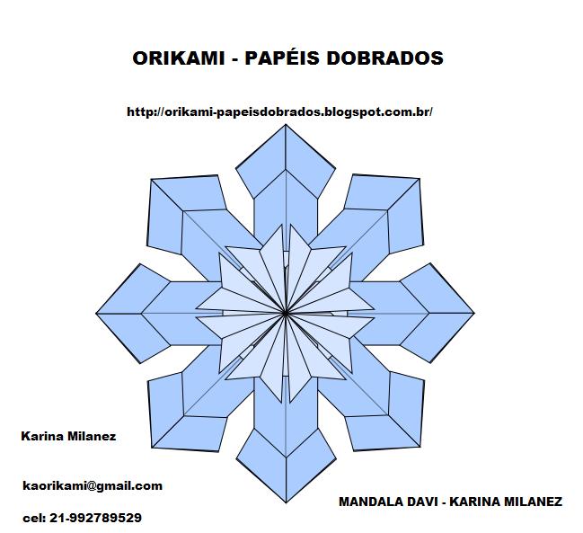 ORIKAMI  PAPEIS DOBRADOS