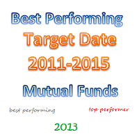 Best Performing Target Date 2011-2015 mutual funds March 2013