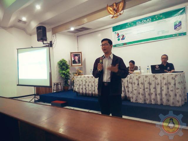 Bpk. Heru (Keynote Speaker SFD 2014)