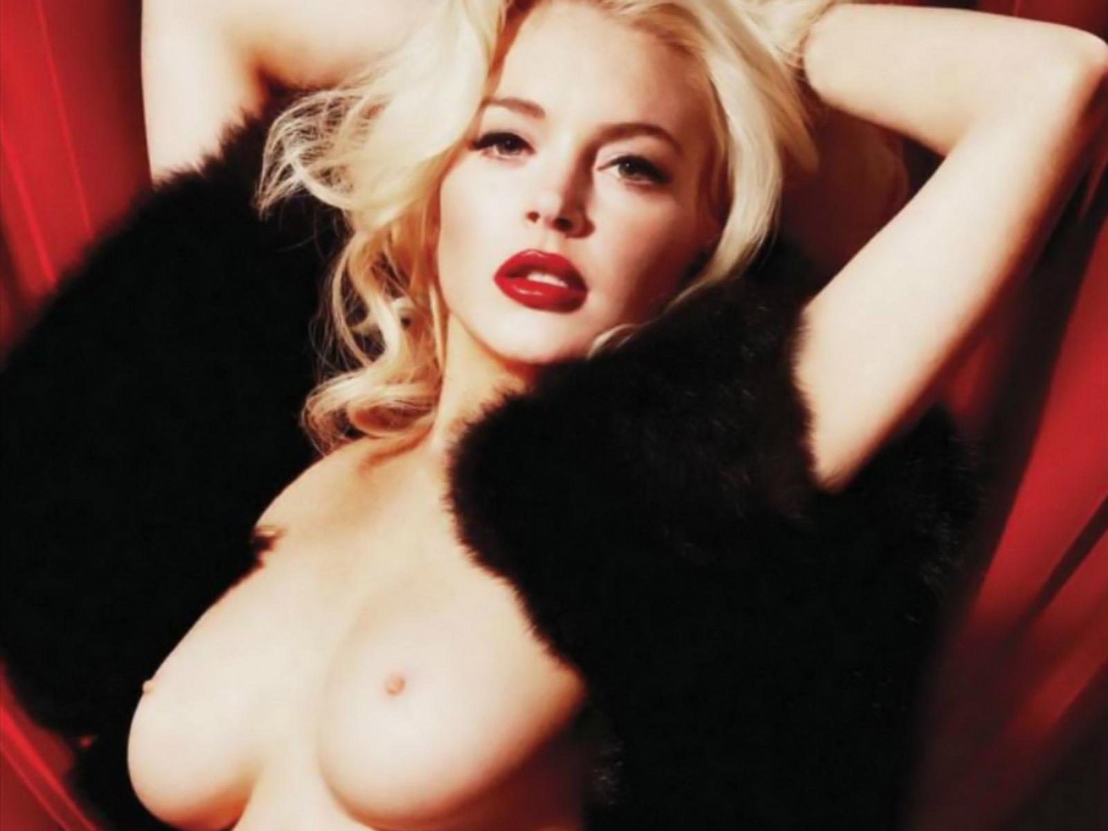 Lindsay lohan sexy caliente