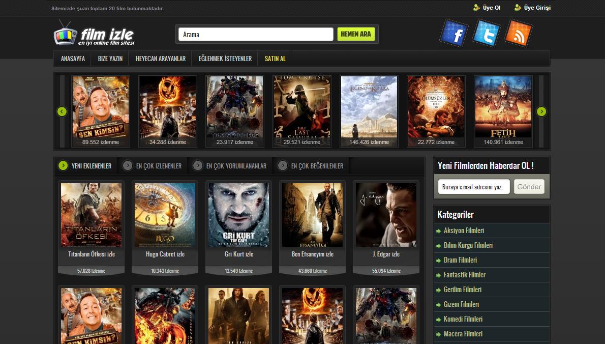 WordPress Keremiya v4 Film Teması İndir