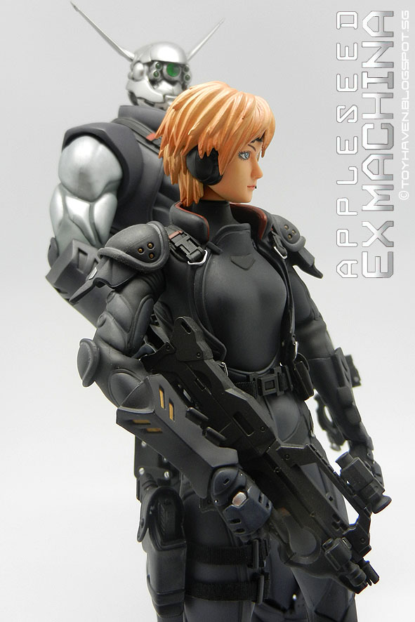 Ex machina appleseed 2 movie english