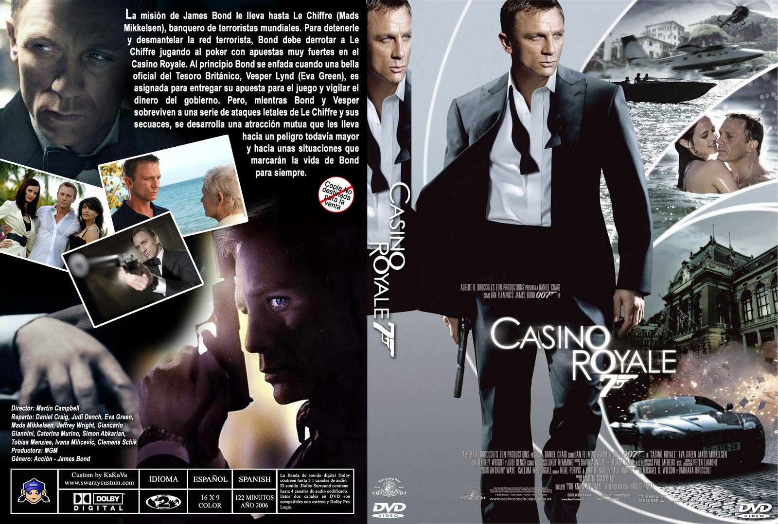Ver pelicula casino royale 007 online sports fever casino