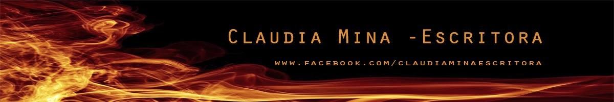 Claudia Mina - Escritora