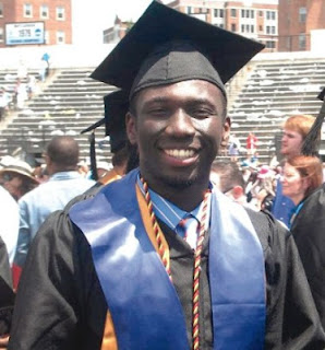 Nigerian that successfullybroke the academic record at John Hopkins University America