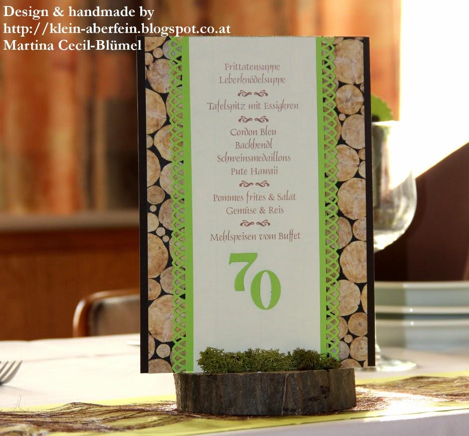 Kerzenhalter Holz Geburtstag ~ Klein, aber fein Geburtstagsfeier unter dem Motto  Holz