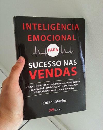 Livro - Inteligência Emocional Para Sucesso Nas Vendas