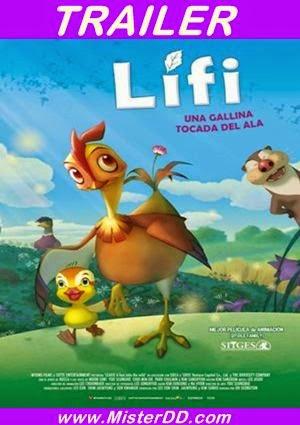 Lifi, una gallina tocada del ala (2011) [TRAILER]