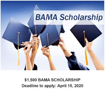 Bay Area Manufacturers Association Scholarship