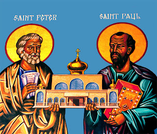 feast of saint peter and saint paul