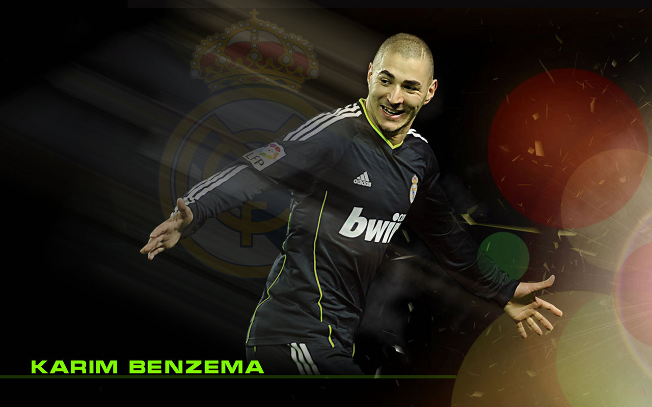 Real Madrid Benzema Wallpaper Karim Benzema Photos