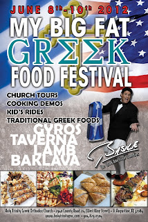 ZZ Top Concert; Greek Food Festival; BINGO; Trail Hike; Get Outdoors Day! 2 bigfatgreekfest St. Francis Inn St. Augustine Bed and Breakfast
