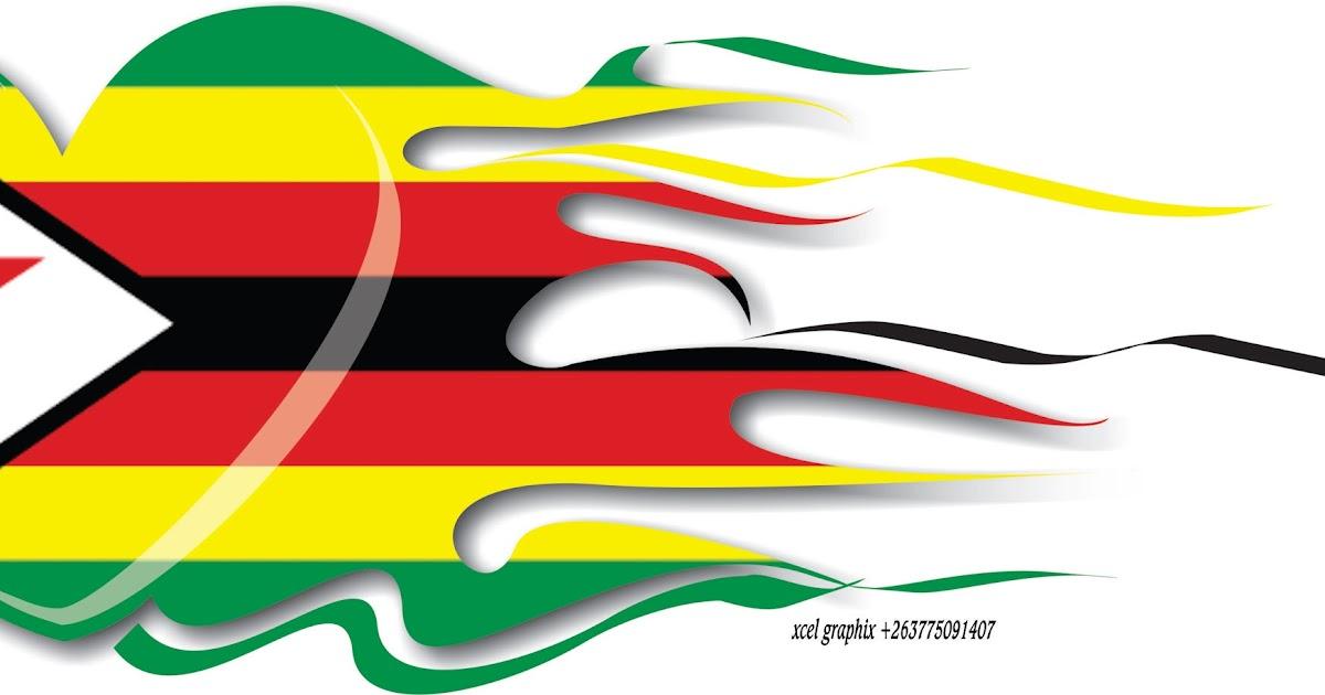 Storm Zimbabwe Flag