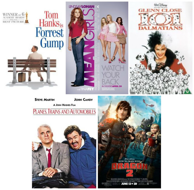 Netflix Picks: Fun/Funny Movies