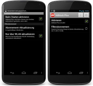 Adblock for android release