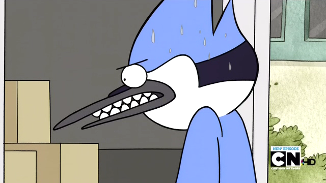 RIGBY   MORDECAI  UN SHOW MAS  REGULAR SHOW WALLPAPERS