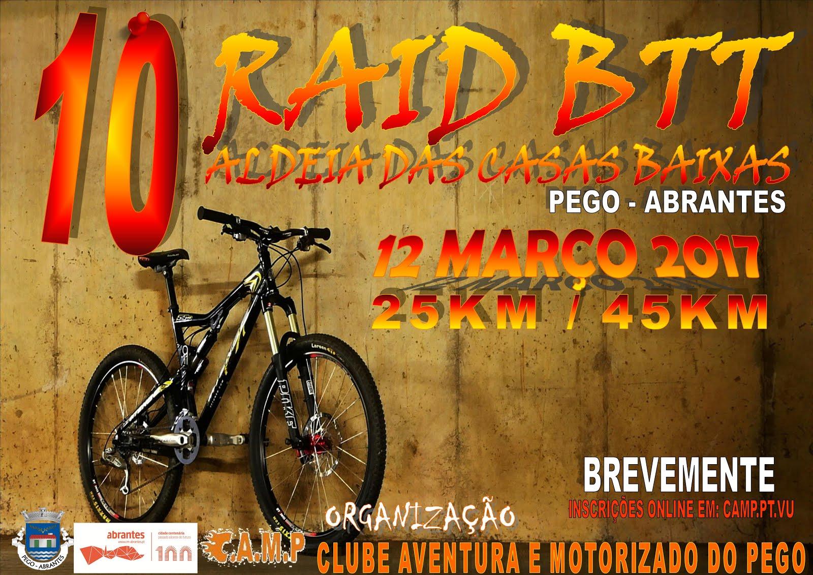 10º RAID DE BTT