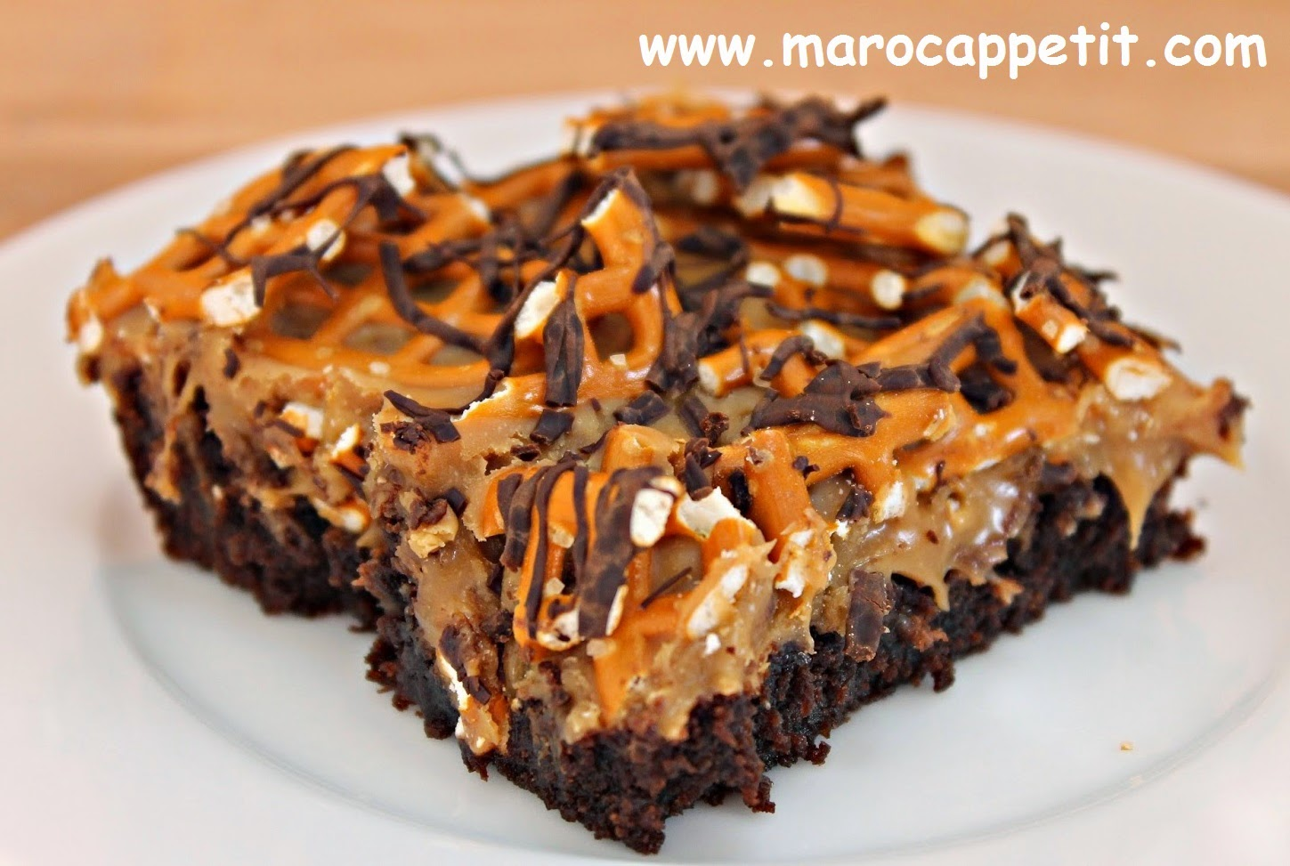 Brownies au caramel | Caramel Brownies