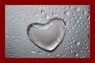 Coração transparente