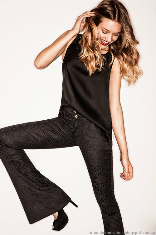 Pantalones invierno 2015 moda mujer Bernarda Bernardita.