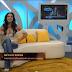 Sandra Corcuer se le cae la blusa en TV
