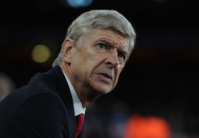 People aren't happy with Wenger's team (Picture: Getty Images)