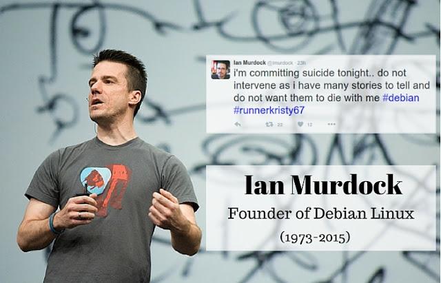 وفاة مؤسس مشروع Debian