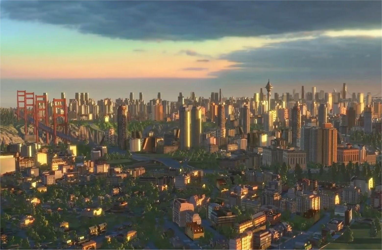 Cities XXL Stadt