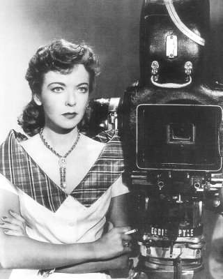 The Director Of The Hitch-Hiker, Ida Lupino