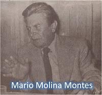 MARIO MOLINA MONTES
