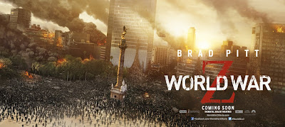 World War Z Banner Poster 2