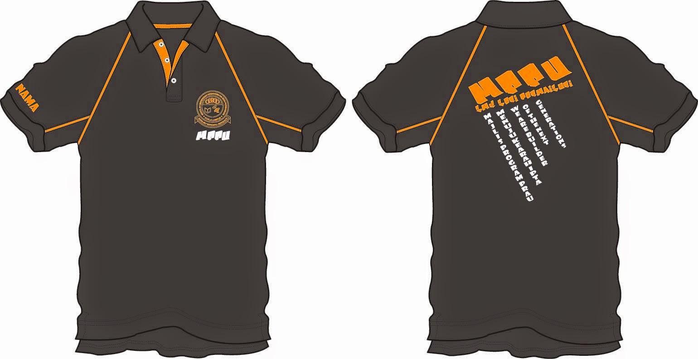 Design t shirt universiti - Design 14 Proj Majlis Program Pra Universiti Smksp Jersy