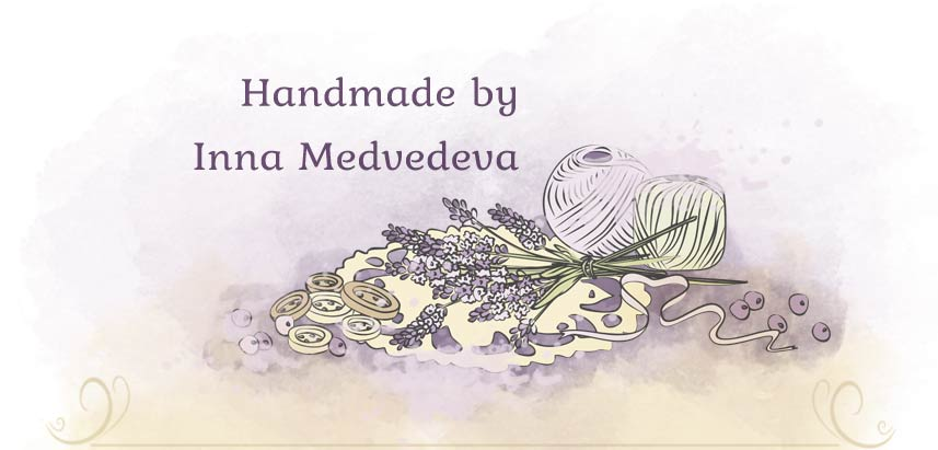 Handmade by Inna Medvedeva