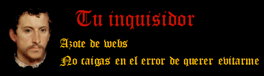 Tu inquisidor