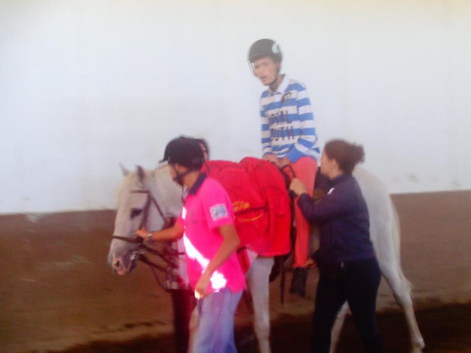 Equitação Desportiva e Terapêutica