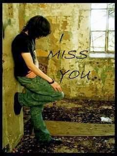 I Miss You Sad Boy In Love 240x320 Mobile Wallpaper Mobile