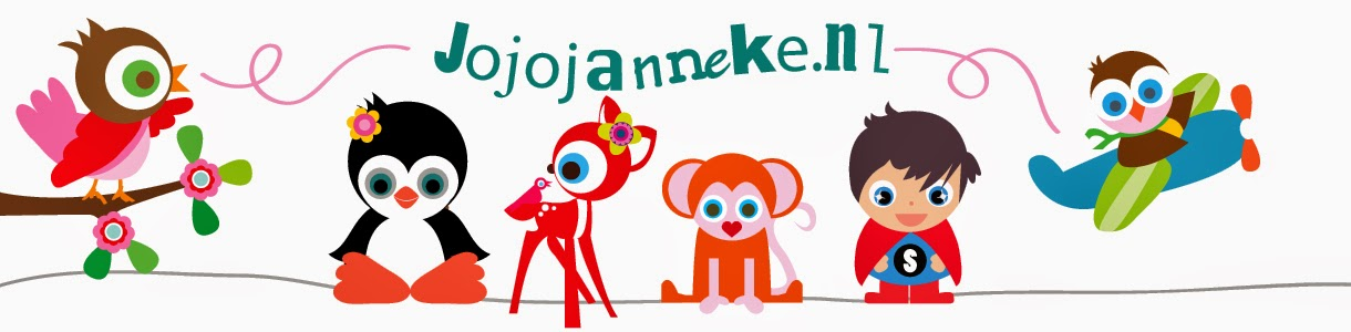 jojojanneke | geboortekaartjes en designs