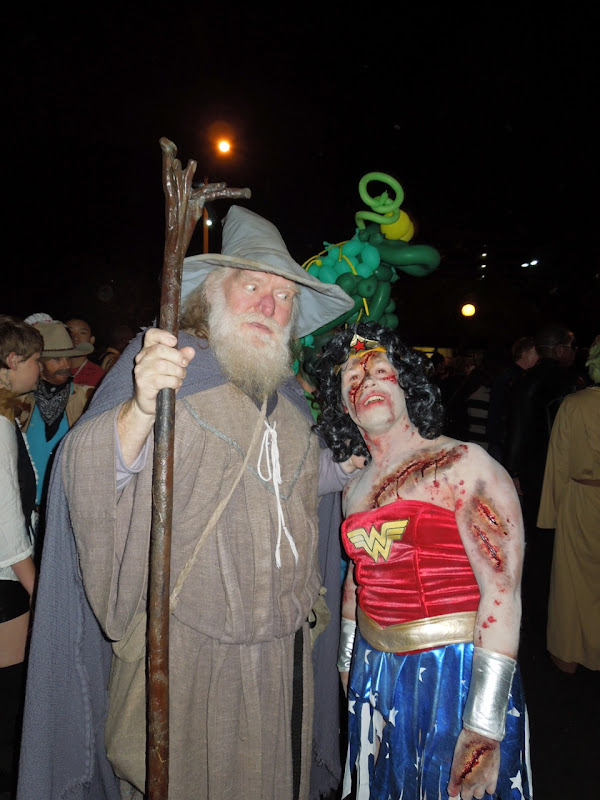 West Hollywood Halloween Carnaval Gandalf