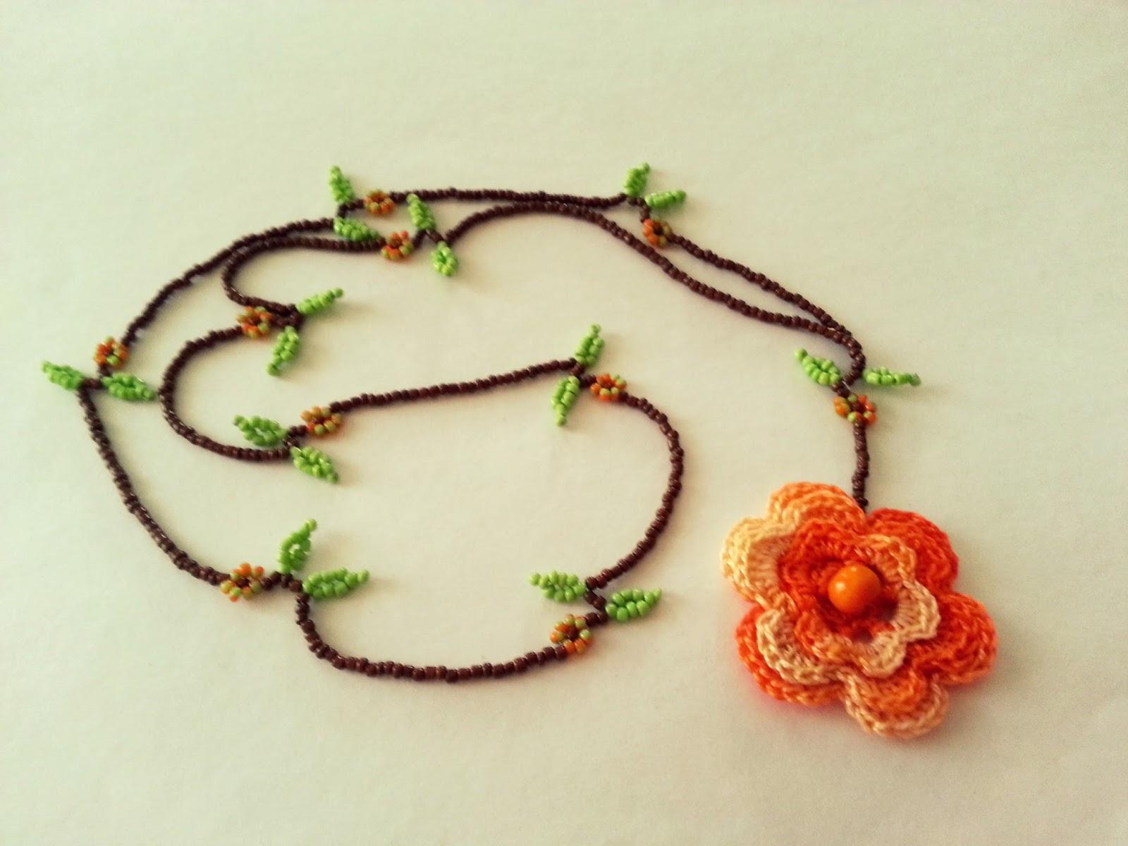 LINDOS Y FACILES COLLARES! | Solo esquemas y diseños de crochet