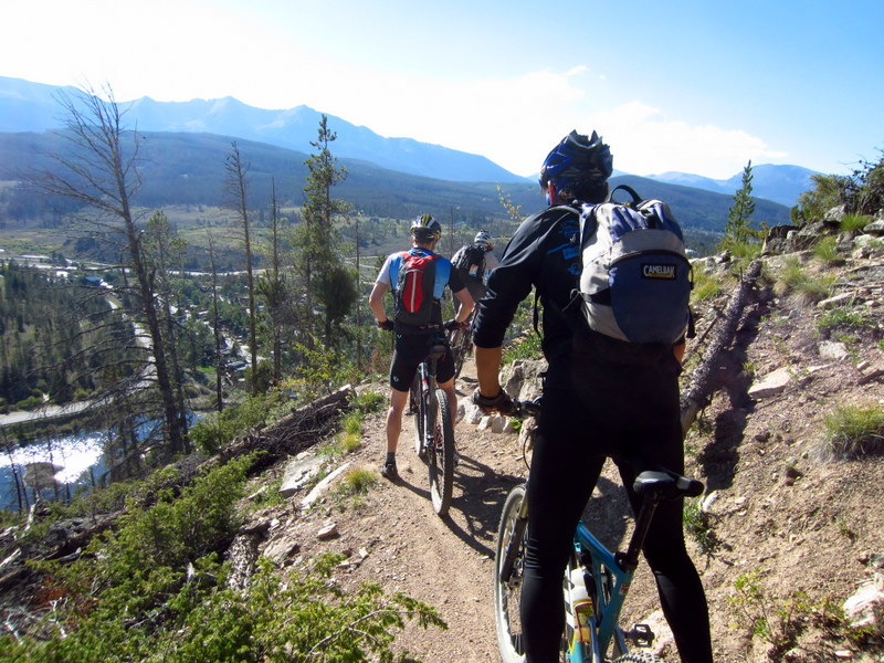 Mountain Bike Becomes Popular