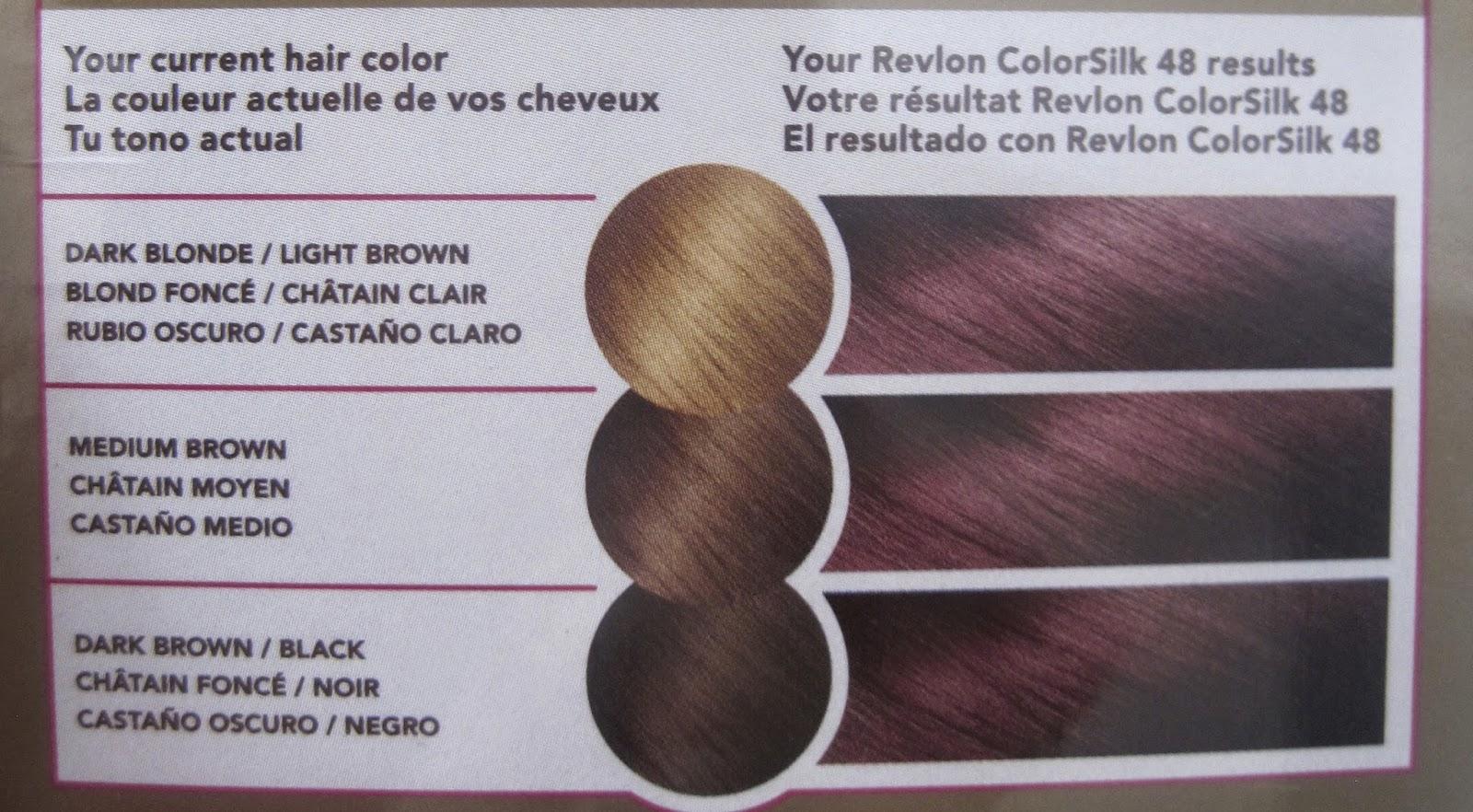 To Flawless Review Revlon Colorsilk Burgundy
