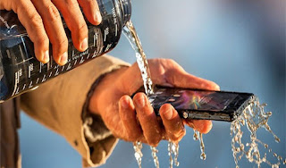 Samsung S4 Waterproof