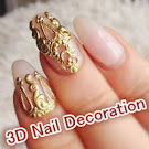 3D Nail Decoration