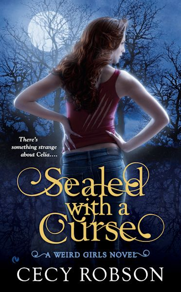Interview with Cecy Robson, author of Sealed with a Curse - December 6, 2012