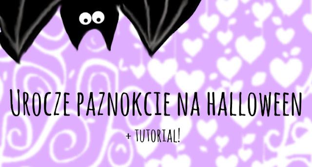 Słodkie i urocze wzory na Halloween – zakochane nietoperze!