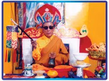 khiwo rigzin chenmo rimpoche of himachal pradesh