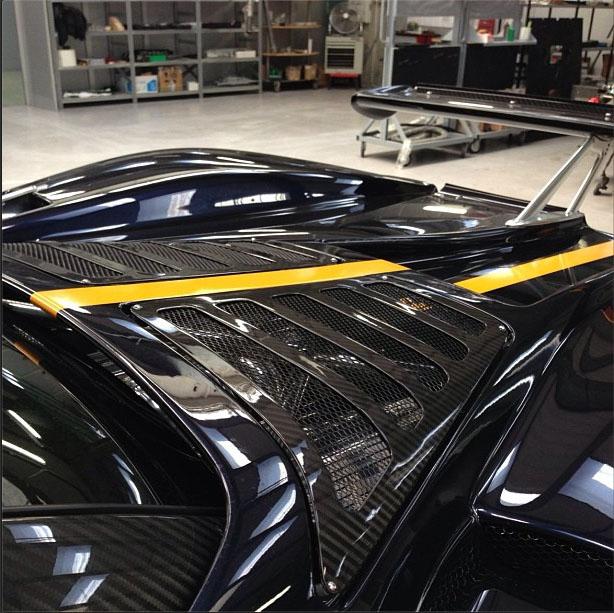 Pagani Zonda 760 Lh: Prototype 0: New Pagani Zonda F Updated