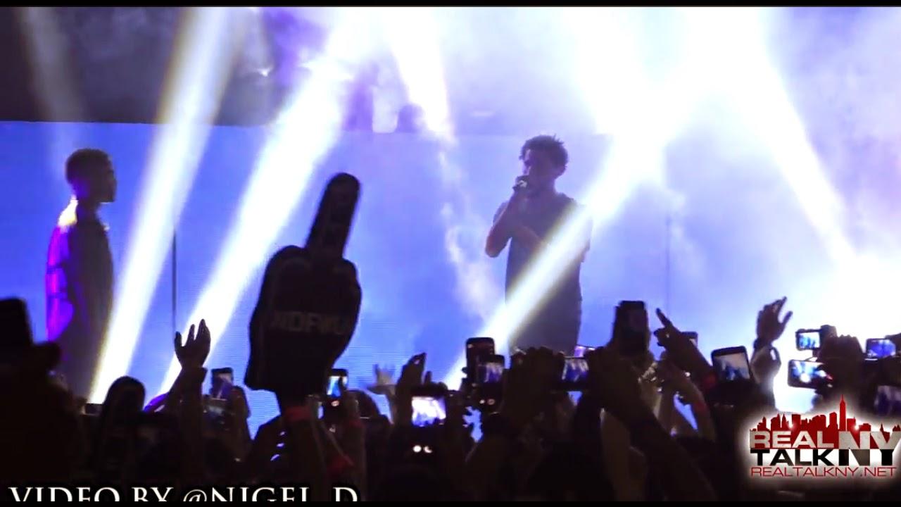 J Cole Role Modelz Performance Video Big Sean Grammy Awards 2015 Weekend Los Angeles image