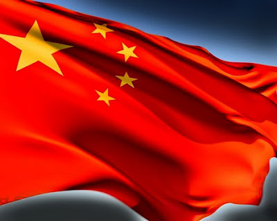 Chinese Flag Pictures